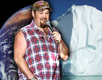 Comedian Offers Plan To Stop Global Warming