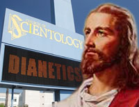Confirmed: Jesus Christ Converts To Scientology