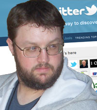 Comedian Steven Yips is frustrated with his Twitter followers.