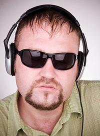 Republic of Rock! founder Chris Markson.