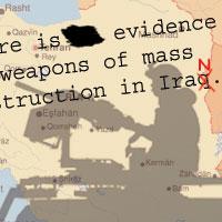 Typo Led to Invasion of Iraq Instead of Iran